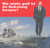 Cartoon: relativ (small) by Andreas Prüstel tagged rußland,putin,militär,manöver,bedrohung,collage,cartoon,andreas,pruestel