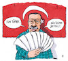 Cartoon: stimmzettel (small) by Andreas Prüstel tagged türkei,erdogan,referendum,stimmzettel,cartoon,karikatur,andreas,pruestel