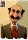 Cartoon: Ahmad Salar (small) by handren khoshnaw tagged handren,khoshnaw,ahmed,salar,caricature,kurdistan