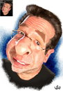 Cartoon: Ed Wexler (small) by handren khoshnaw tagged handren,khoshnaw,ed,wexler