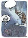 Cartoon: Politics -Spanish- (small) by kap tagged politics,elections,campaign,wahlkampf