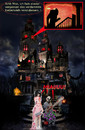 Cartoon: katze rein (small) by ab tagged katze,abend,halloween,gassi