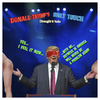 Cartoon: TRUMP TV Show (small) by Night Owl tagged donald,trump,hillary,clinton,america,president,usa,california,water,crisis,candidate,election,pussy,pussies,grabbeln,feuchtgebiete,dürre,trockenheit,drought,dryness,weather