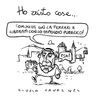 Cartoon: Berlusconia (small) by Giulio Laurenzi tagged berlusconi