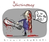 Cartoon: Idiosyncracy (small) by Giulio Laurenzi tagged idiosyncracy