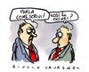 Cartoon: Parla come Scrivi (small) by Giulio Laurenzi tagged parla,come,scrivi