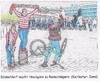 Cartoon: Hooligans (small) by Cartoon Jami tagged fans,hooligans,fortuna,düsseldorf