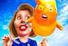 Cartoon: Impeachment Trump Pelosi (small) by Bart van Leeuwen tagged impeachment,trump,balloon,impeach,ukraine,whistleblower