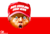 Cartoon: Make Greenland Great Again (small) by Bart van Leeuwen tagged greenland,for,sale,trump,denmark