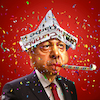 Cartoon: Press Freedom (small) by Bart van Leeuwen tagged erdogan,press,freedom,turkey,cumhuriyet,newspaper