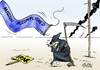 Cartoon: Banner (small) by Paolo Calleri tagged usa,irak,isis,terrorismus,terrorgruppe,islamismus,dschihadisten,botschaft,spezialeinheit,abzug,truppen,george,walker,bush,mission,accomplished,krieg,bürgerkrieg,karikatur,cartoon,paolo,calleri