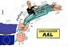 Cartoon: Aalglatt (small) by RABE tagged griechenland,athen,austritt,eurozone,linksbündnis,rabe,ralf,böhme,cartoon,karikatur,pressezeichnung,farbcartoon,tagescartoon,syriza,tsipras,ezb,brüssel,schuldenschnitt,aal,schleim,reformpläne,varoufakis,finanzchefs,finanzminister