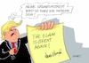 Cartoon: Grundsatzrede Trump (small) by RABE tagged trump,usa,präsident,donaöd,weltreise,staatsbesuch,saudi,arabien,islam,rabe,ralf,böhme,cartoon,karikatur,pressezeichnung,farbcartoon,tagescartoon,islamisten,is,terror,grundsatzrede,araber,great,again