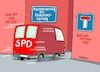Cartoon: Sackgasse (small) by RABE tagged groko,union,cdu,csu,spd,merkel,akk,berlin,bundesregierung,befragung,rabe,ralf,böhme,cartoon,karikatur,pressezeichnung,farbcartoon,tagescartoon,prügelei,halbzeit,halbzeitbilanz,nachbesserungen,sackgasse,auto,koalition,koalitionsvertrag,esken,walter,borjans,parteispitze