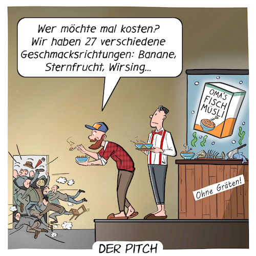 Der Pitch