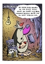 Cartoon: Herr Mauli Kunst (small) by Schweinevogel tagged schwarwel,cartoon,kunst,kultur,herr,mauli,hochkultur