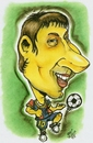 Cartoon: messi (small) by DANIEL EDUARDO VARELA tagged footbal