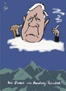 Cartoon: Helmut Schmidt (small) by tiede tagged orakel,helmut,schmidt,hamburg,barmbek,altbundeskanzler,tiede,cartoon