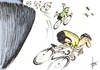 Cartoon: Tour de Dope (small) by tiede tagged lance,armstrong,jan,ullrich,doping,tourdefrance,radsport,cycling,banned,france,tour,tiede,joachim,tiedemann,cartoon,karikatur