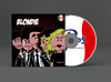 Cartoon: Blondie Parody (small) by Peps tagged debbyharry,blondie,heartofglass,discomusic