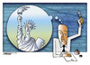 Cartoon: Freedom (small) by kifah tagged freedom
