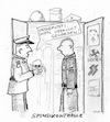 Cartoon: Spindkontrolle (small) by kritzelcarl tagged bundeswehr,nazis