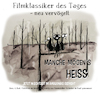 Cartoon: Manche mögens heiss (small) by OTTbyrds tagged amazonas,filmklassiker,regenwald,waldbrand,regenwaldbrennt,marylinmonroe,umweltkatastrpohe,billywilder