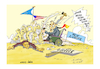 Cartoon: DEBT THE GREECE (small) by vasilis dagres tagged debt,greece,eyrope