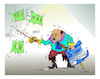 Cartoon: environment (small) by vasilis dagres tagged environment,greece,european,union
