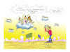 Cartoon: social dividend (small) by vasilis dagres tagged hellas,memoranda,poverty,social,dividend