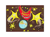 Cartoon: stars - environment (small) by vasilis dagres tagged earth,environment