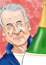 Cartoon: Giovanni Trapattoni (small) by Thomas Vetter tagged karikatur