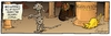 Cartoon: Mummy Curse (small) by Goodwyn tagged mummy,egypt,hyroglyphics,cat,attack,tomb