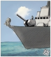 Cartoon: Putin war game. (small) by Christi tagged putin,ucraina