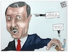 Cartoon: War in the mediterranean (small) by Christi tagged erdogan,libia,turchia,diplomazie,war