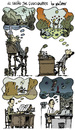 Cartoon: dreams multipage (small) by mortimer tagged mortimer mortimeriadas cartoon