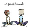 Cartoon: el fin del mundo (small) by mortimer tagged mortimer,mortimeriadas,cartoon