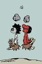Cartoon: Future Imperfect Artwork (small) by mortimer tagged mortimer,mortimeriadas,cartoon