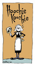 Cartoon: Hoochie Koochie Puritan (small) by mortimer tagged mortimer,mortimeriadas,cartoon,honkatonka