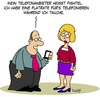 Cartoon: Flatrate (small) by Karsten tagged telefon,mobiltelefon,technik,iphone,kommunikation,flatrates,wirtschaft,business,gesellschaft