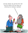 Cartoon: Perdu! (small) by Karsten tagged naufrages,litterature,films,magasins,meubles,suede