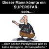 Cartoon: Superstar! (small) by Karsten tagged nazis,politik,fschismus,nationalismus,demokratie,bildung,gesellschaft,deutschland,europa,paralympics