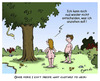 Cartoon: neulich im Paradies... (small) by Egero tagged paradies paradise klamotten clothes adam eva eve egero oliver eger