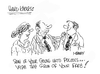 Cartoon: Big Grin (small) by John Meaney tagged dad,son,politics,advice