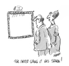Cartoon: Spaced Out (small) by John Meaney tagged picture,gallery,museum