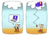 Cartoon: FB (small) by Svetlin Stefanov tagged facebook