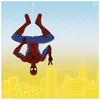 Cartoon: Amazing (small) by Yavou tagged spiderman peter parker marvel comic cartoon spider man superhero the amazing new york fanart