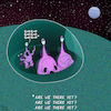 Cartoon: Spacetravel - ENG (small) by Yavou tagged ufo,spaceship,family,spacetravel,space,scifi,sciene,fiction