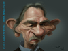 Cartoon: Tommy Lee Jones (small) by sinisap tagged tommy,lee,jones