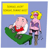 Cartoon: Spieleabend (small) by ichglaubeshackt tagged domino,domina,spieleabend,spiel
